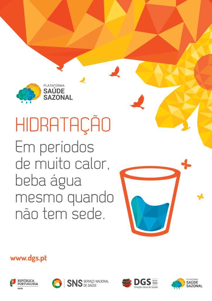 SNS-hidratação