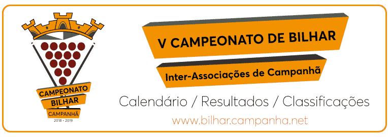5º Campeonato de Bilhar Snooker - Interassociações de Campanhã