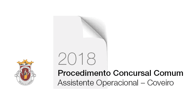 "Assistente Operacional - Coveiro: ""Grelha de Classificação Final"""